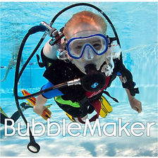 PADI BubbleMaker
