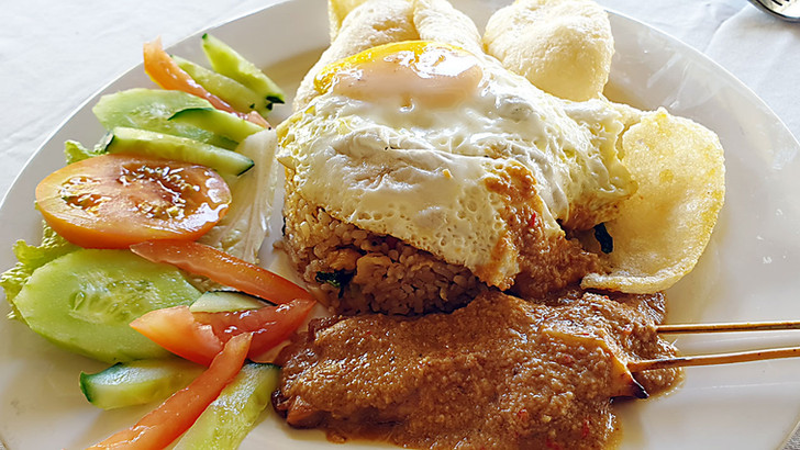 Balinese Nasi Goreng (Fried Rice)