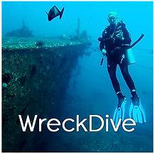 PADI Wreck Dive Specialty