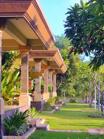 Deluxe Villa Private Balcony