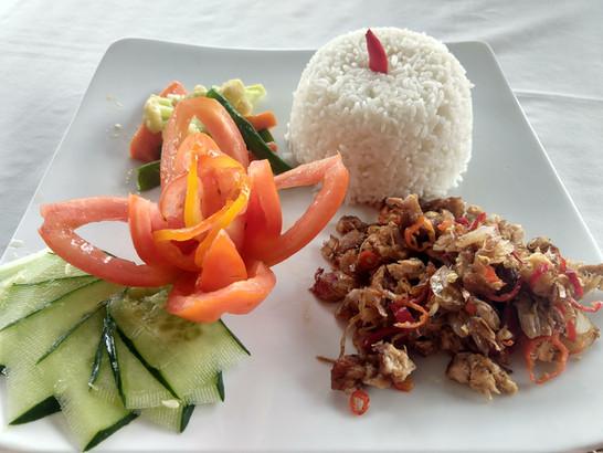 Balinese Pulled Pork