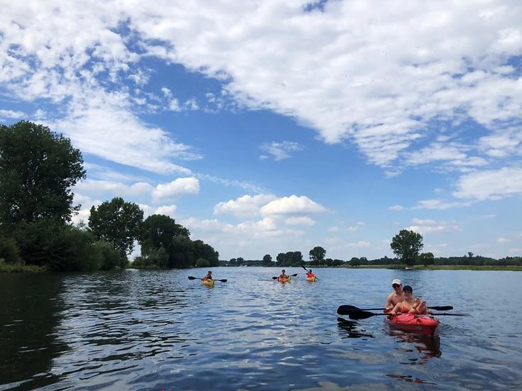 The Maas en Waal Paddle (NL)
