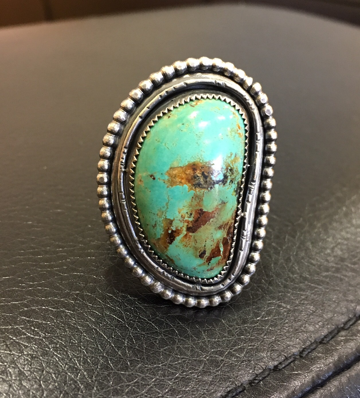 My own Lapidary work! Turquoise
