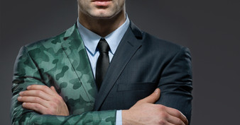 Locked and loaded: Military personnel have the leadership skills the private sector desperately need