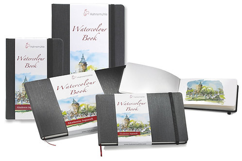 Hahnamühle Watercolour Book Akademie