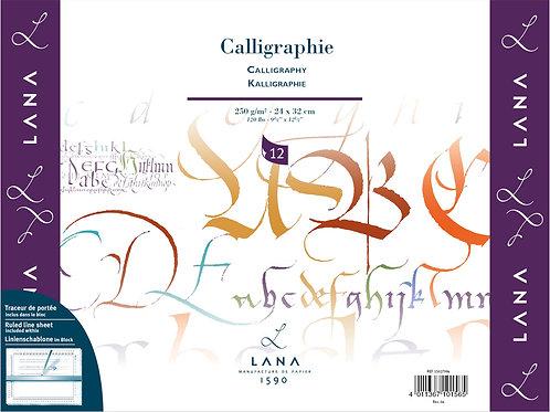 Hahnemühle Lana Calligraphie