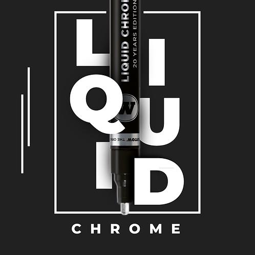 Marcador Molotow - Liquid Chrome