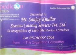 Pedicon Conference 2006
