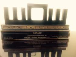 Award - Best F&B Experience