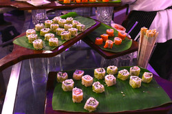 Sushi display WFM 2015