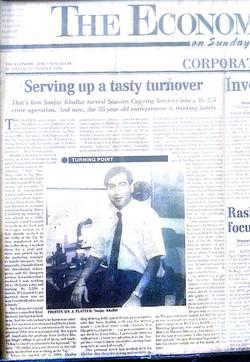Mr. Sanjay Khullar Article