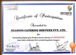 Participation EEMA 2012