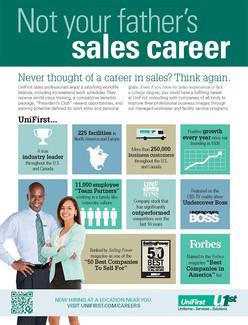 Sales Recruiting Sheet