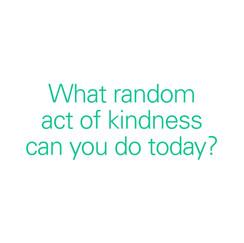 Random Act of Kindness Day Social Media Video