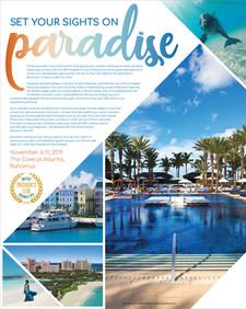 President's Club Destination Poster
