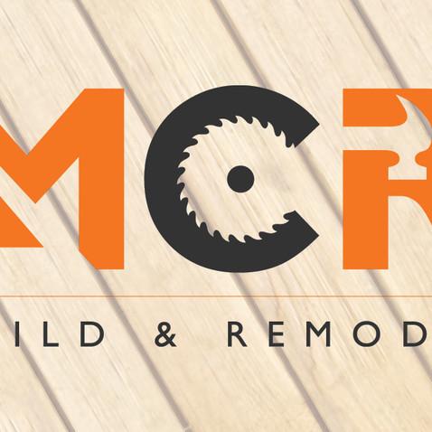 MCR Build & Remodel Logo