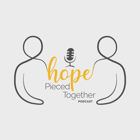 Hope Pieced Together Podcast logo