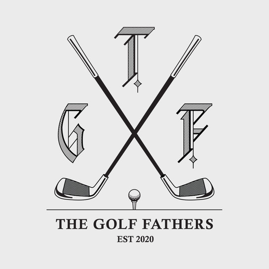 The Golf Fathers Logo
