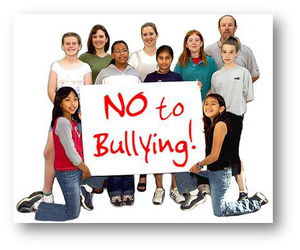 Newsletter 1: No to Bullying
