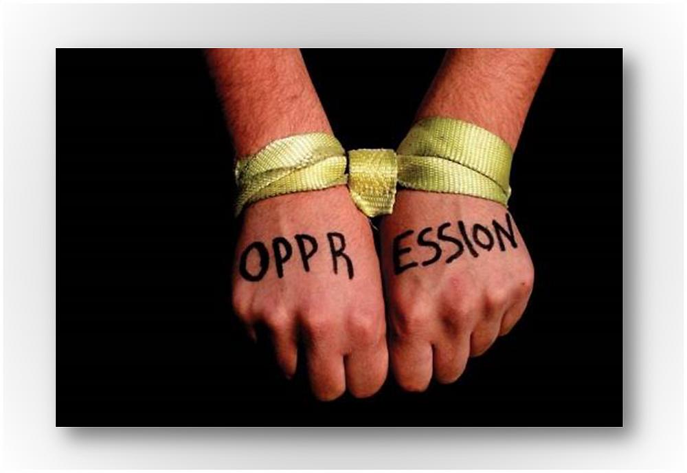 Newsletter 3: Oppression and Discrimination