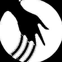 Logo SUGARPASTE vettoriale biancoe bianc