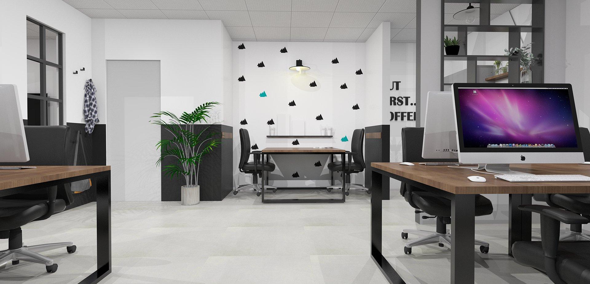 הדמיה - משרדי ראונדפורסט