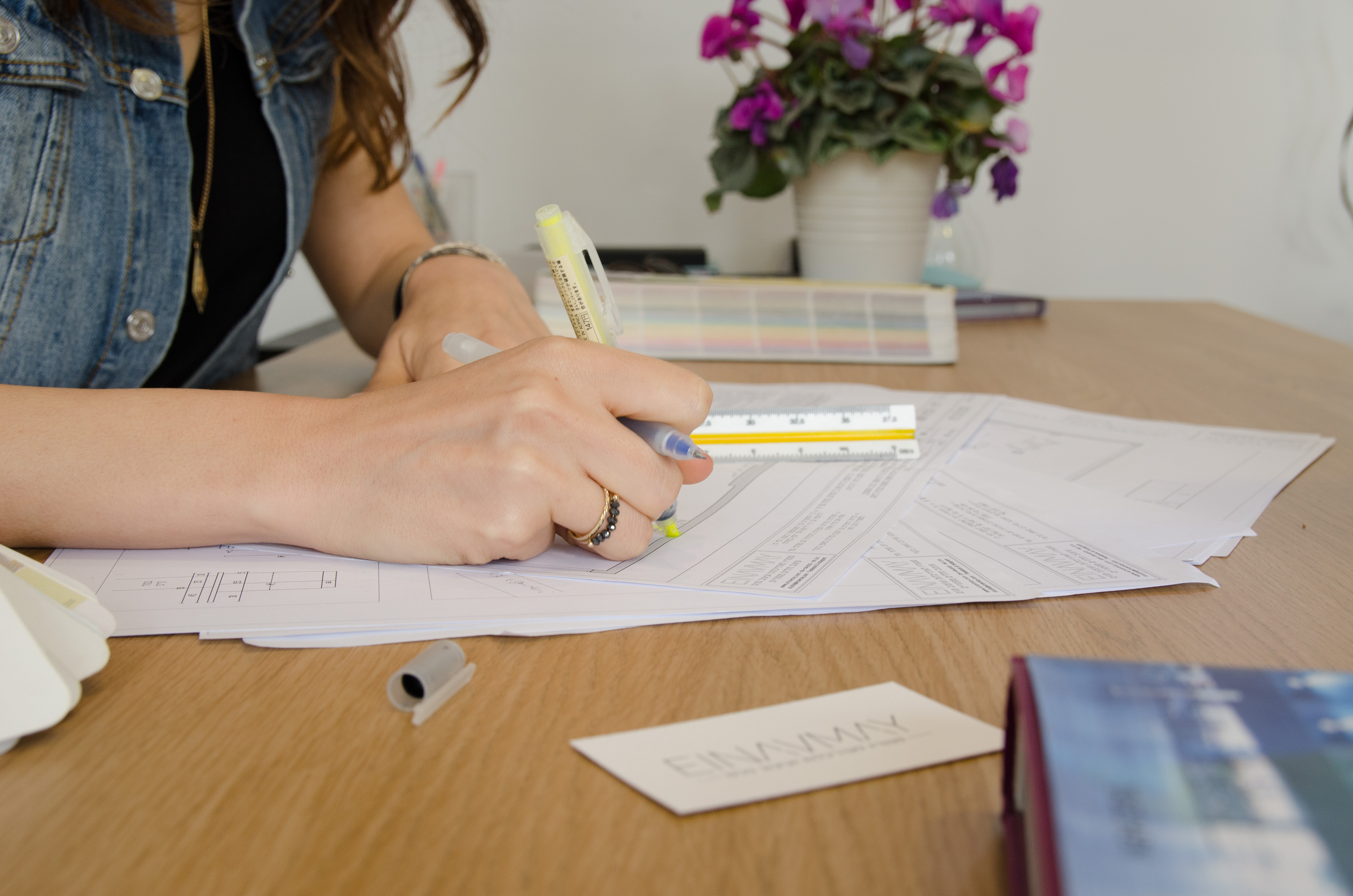תכניות לעיצוב משרד
