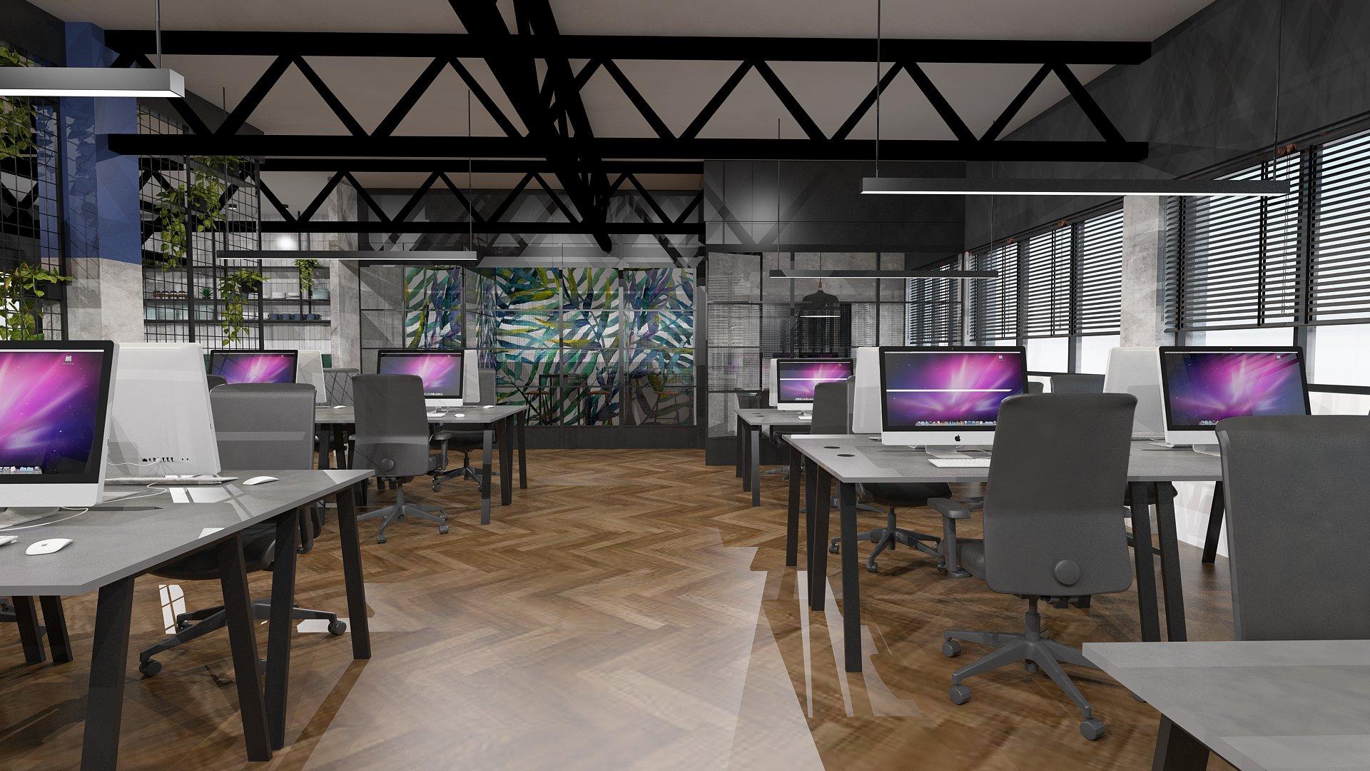 עיצוב משרדי הייטק