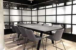עיצוב חדר ישיבות במשרדי הייטק