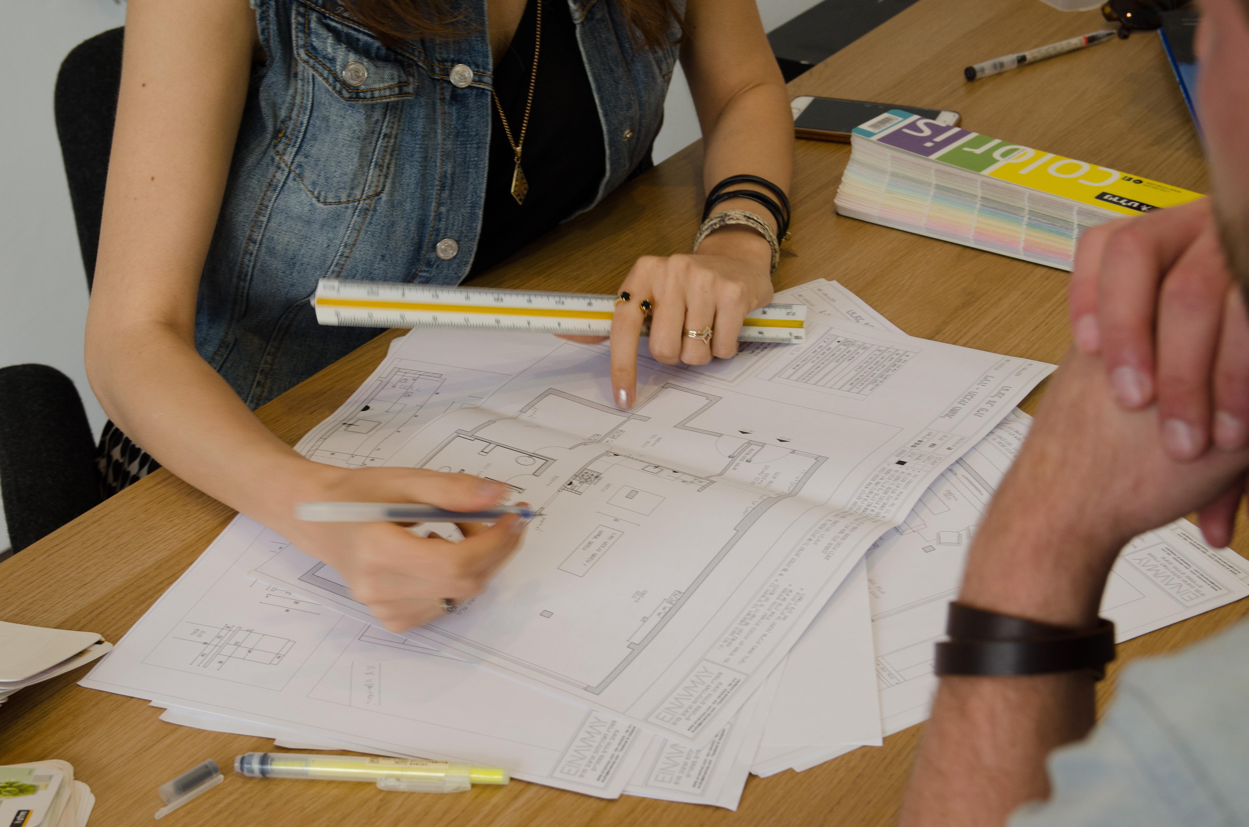 תכנון משרדים ותכניות עבודה
