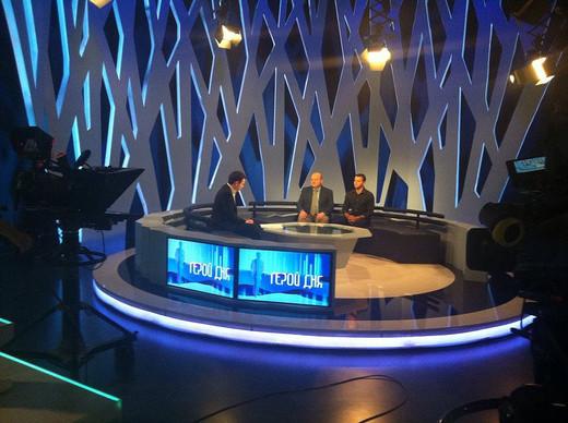 אולפן ערוץ החדשות 24