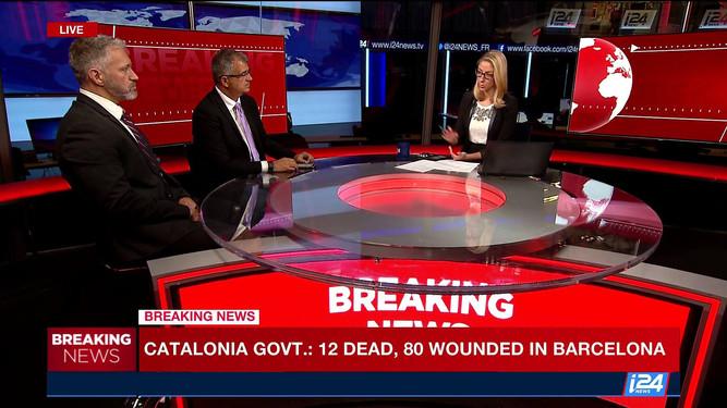 אולפן חדשות ערוץ 24