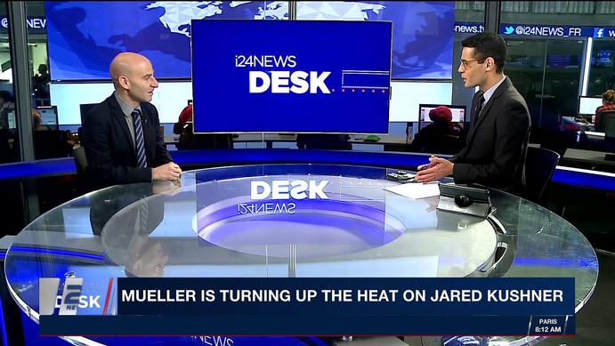 אולפן חדשות ערוץ 24 - בינוי ג'ק רובינסון