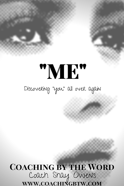 Journal Book- ME- Discovering you all over again