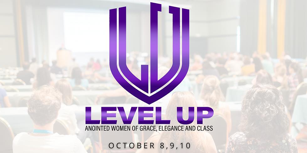 Level UP w/Nakeya Shipman