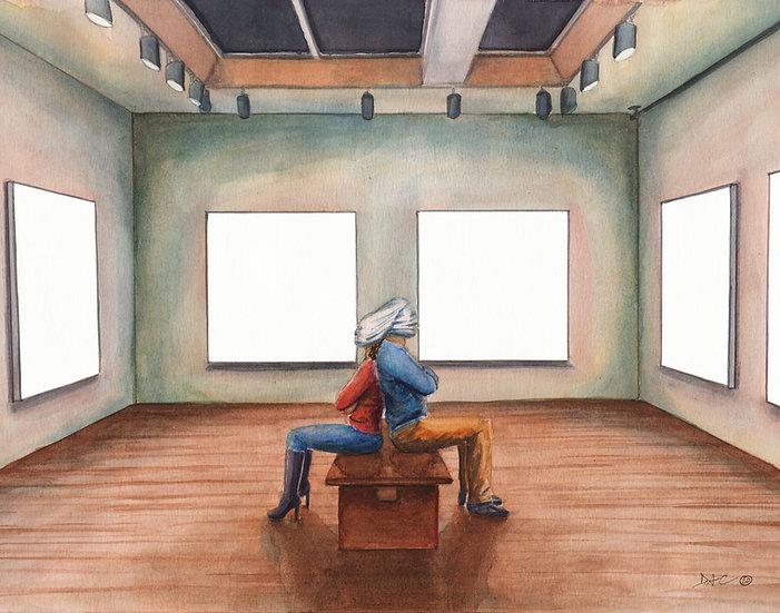Unseen Gallery
