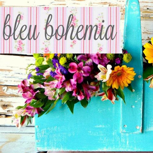 Bleu Bohemia