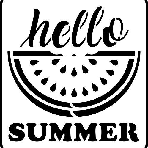 Watermelon (Hello Summer)