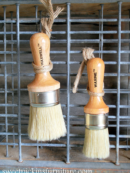 Large Waxing Brush