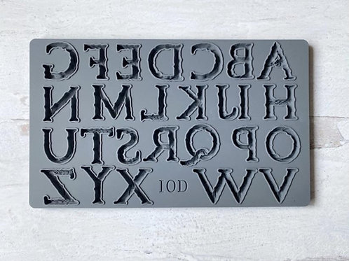 Victoria Decor Mould FONT