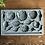 "Thumbnail: Heirloom Roses Decor Mould 6""x10"""