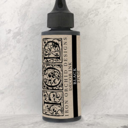 BLACK Decor Ink 2 oz.