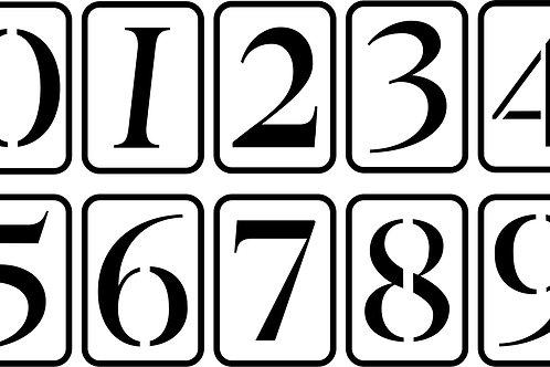 """5"""" Number Set"""