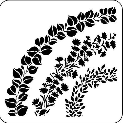 Wreath Maker Stencil