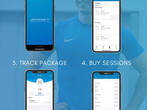Portside Personal Training App