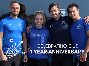 1 Year at Portside!