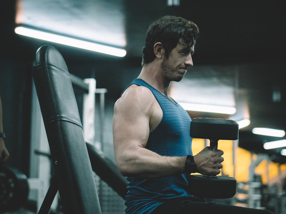 How to build bigger arms!