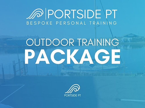 Outdoor Training Pack