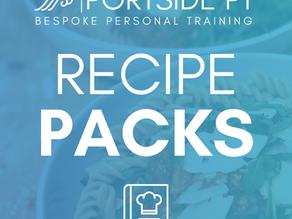 Portside Recipe Packs.. For FREE!