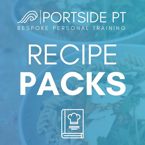 April Recipe Pack